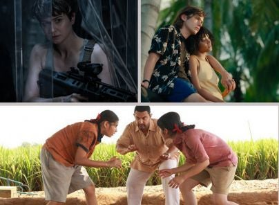 """Scenes from """"Alien: Covenant; Everything, Everything and Dangal"""""""