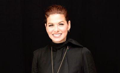 Actress Debra Messing