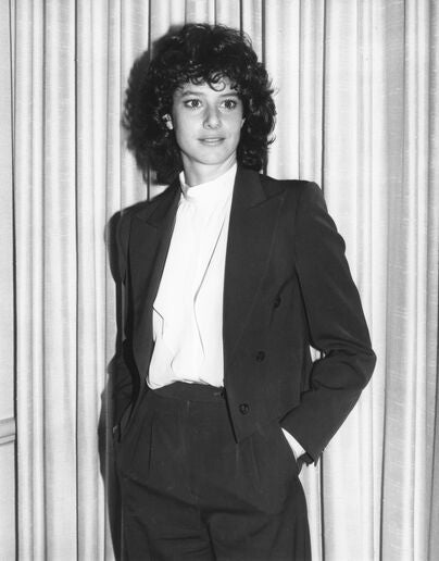 Actress Debra Winger, Golden Globe nominee