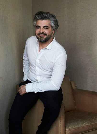 Documentarian Feras Fayyad