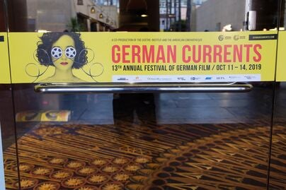 Opening of the 2019 German Currents Festival at the Egyptian Theater, Hollywood CA