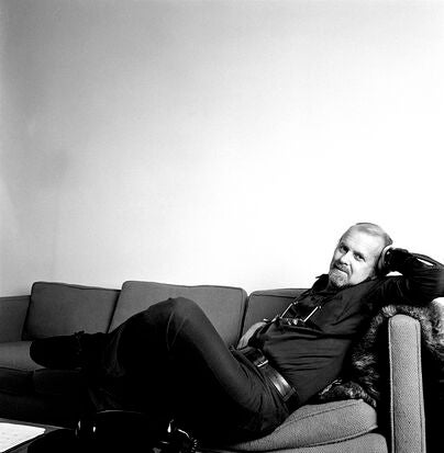 Dancer, choreographer and director Bob Fosse, 1974