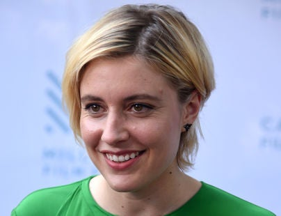 Actress,writer and director Greta Gerwig