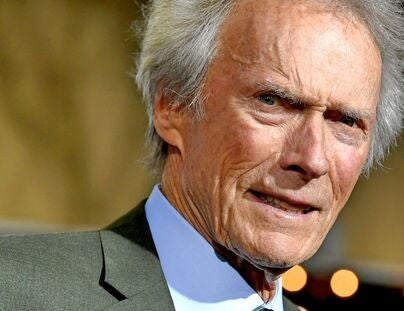 Actor and director Clint Eastwood, Golden Globe winner and Cecil B. deMille recipient