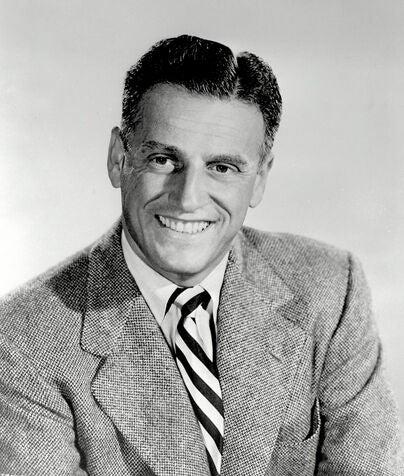 Producer and director Stanley Kramer