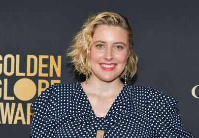 Actress and filmmaker Greta Gerwig, Golden Globe nominee