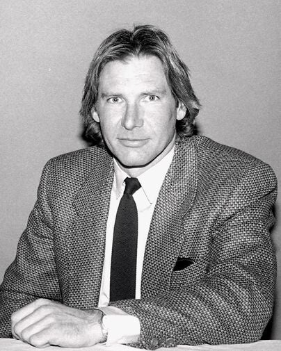Actor Harrison Ford, Golden Globe nominee