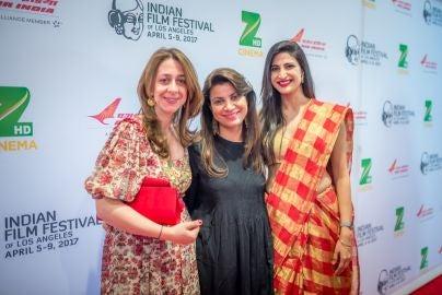 Opening night at IFFLA 2017