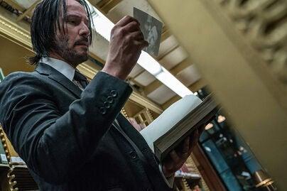 Keanu Reeves in John Wick: Chapter 3 - Parabellum (2019)