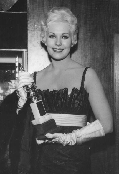 Actress Kim Novak, 1957