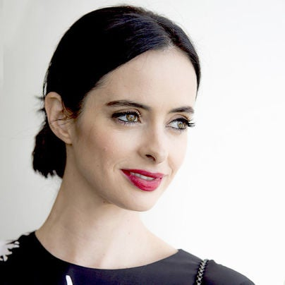Actress Krystin Ritter