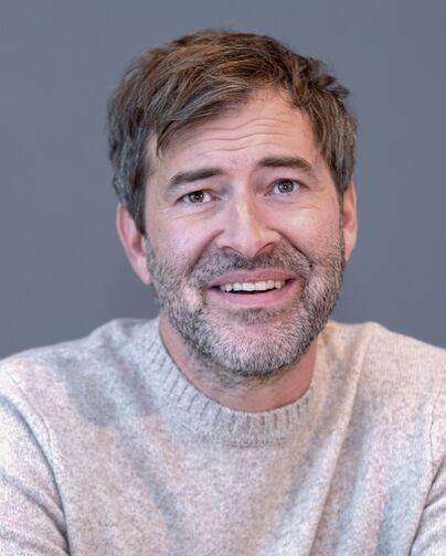 Actor, director and producer Mark Duplass