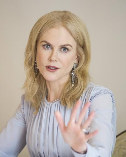 Nicole Kidman, Golden Globe winner