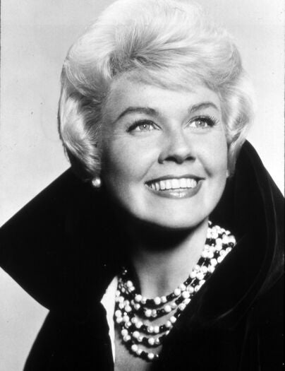 Singer and actress Doris Day, Word Favorite and Ceci B. deMille recipient