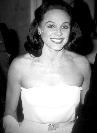 Actrss Valerie Harper, Golden Globe winner