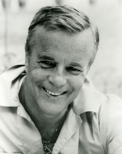Director Franco Zeffirelli, Golden Globe winner