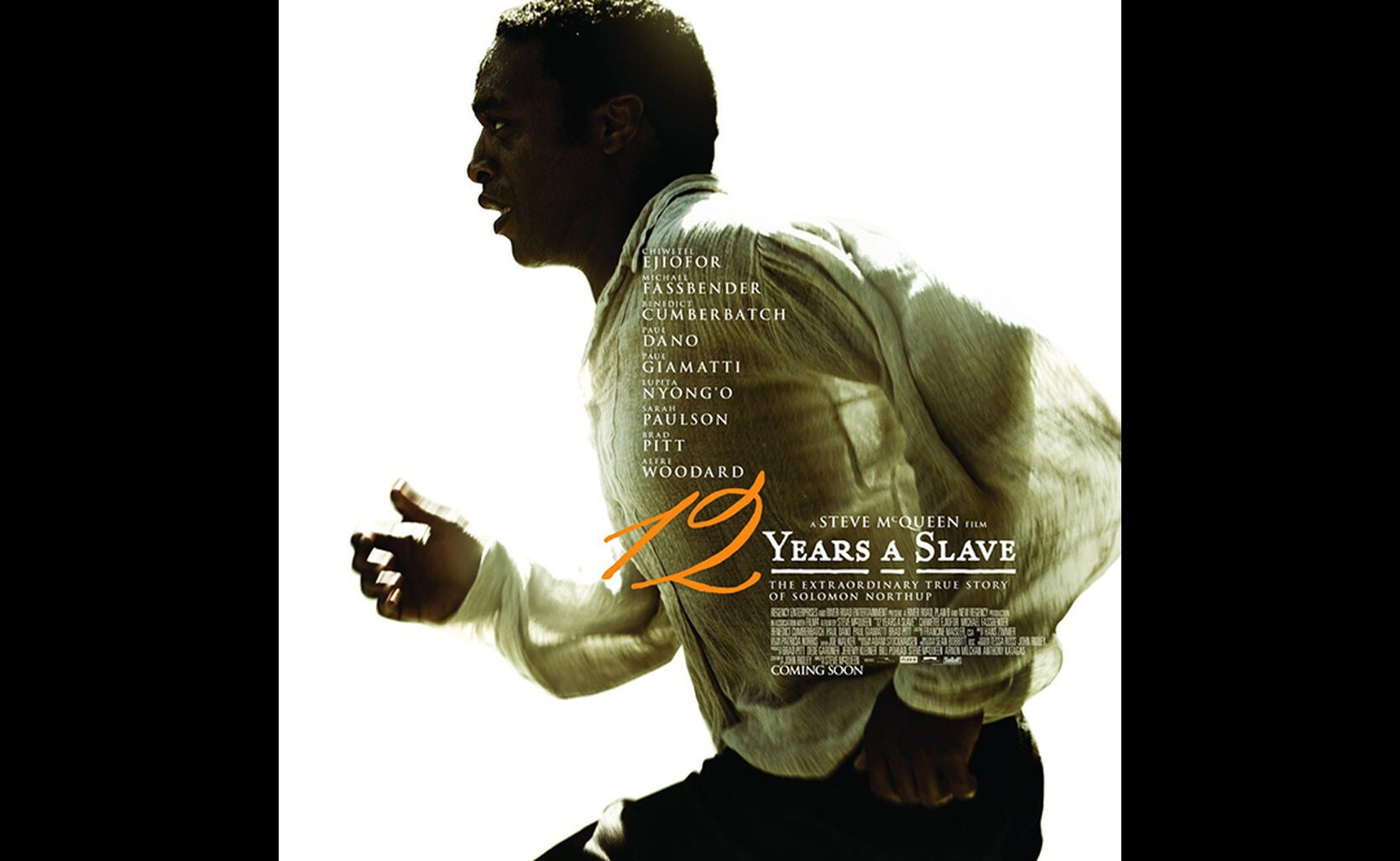 12 years a slave thesis statement Twelve years a slave summary twelve years a slave summary only available on studymode 9-12-03), and was deprived of most rights ordinarily held by free persons.