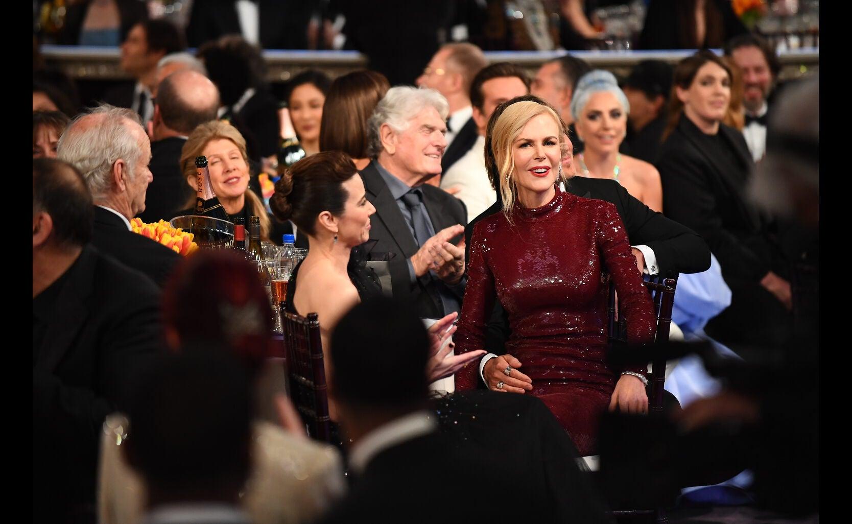 Kidman in Audience