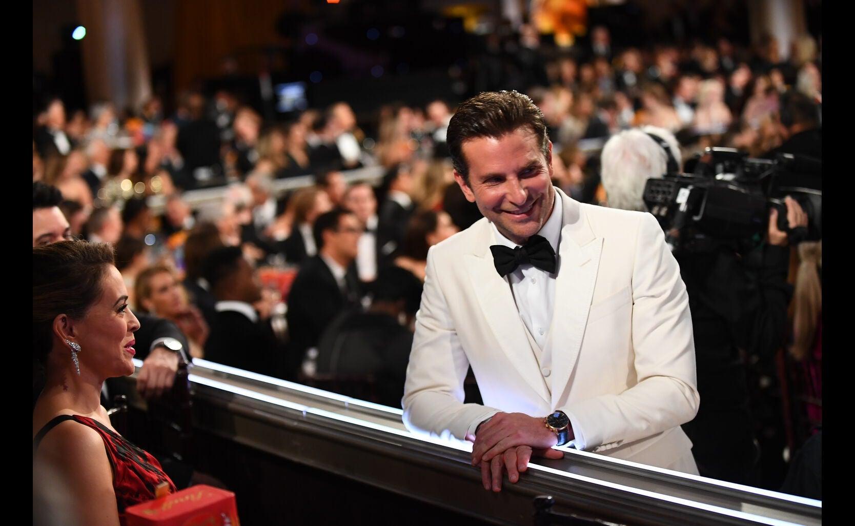 Bradley Cooper Audience