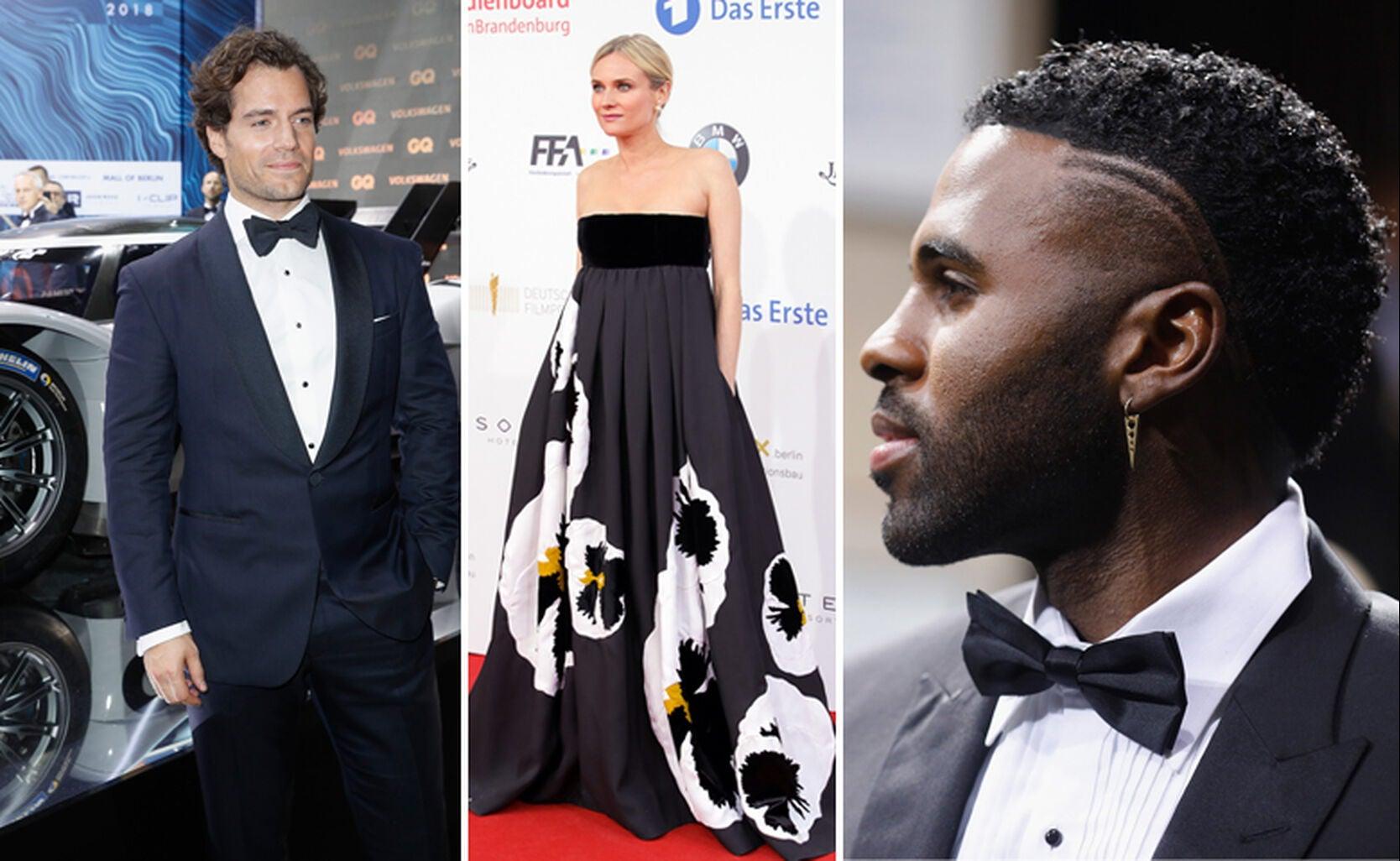 Henry Cavill, Diane Kruger, Jason Derulo