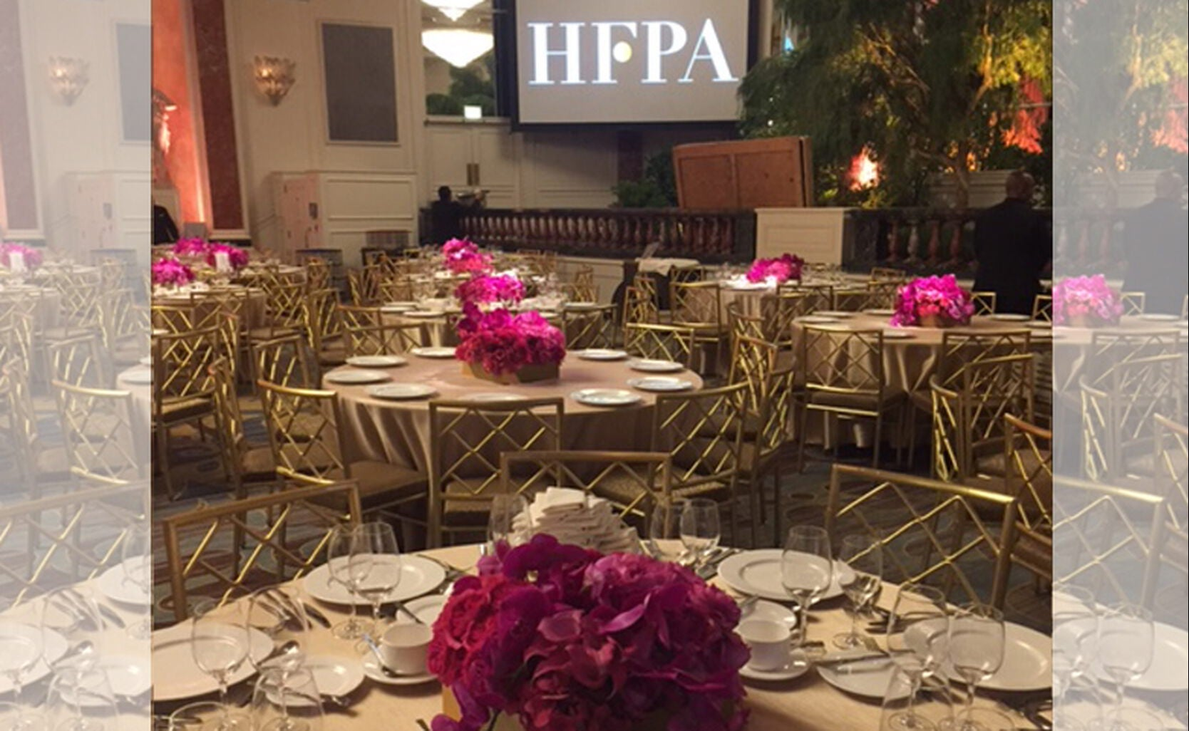 HFPA Grants Banquet 2017