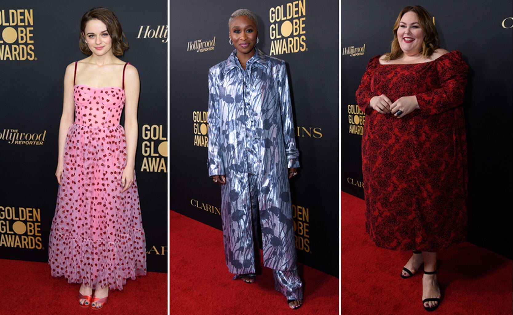 Joey King, Cynthia Erivo, Chrissy Metz
