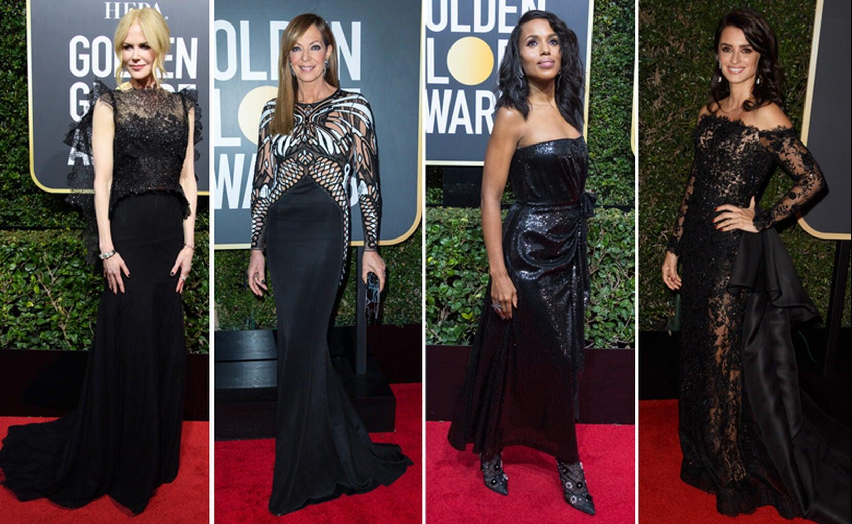 Nicole Kidman, Allison Janney, Kerry Washington and Penelope Cruz