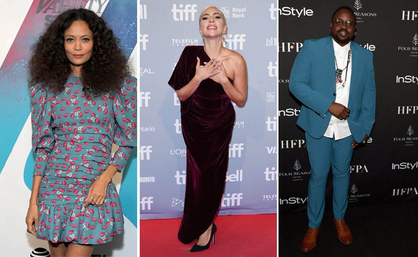 Thandie Newton, Lady Gaga, Brian Tyree Henry