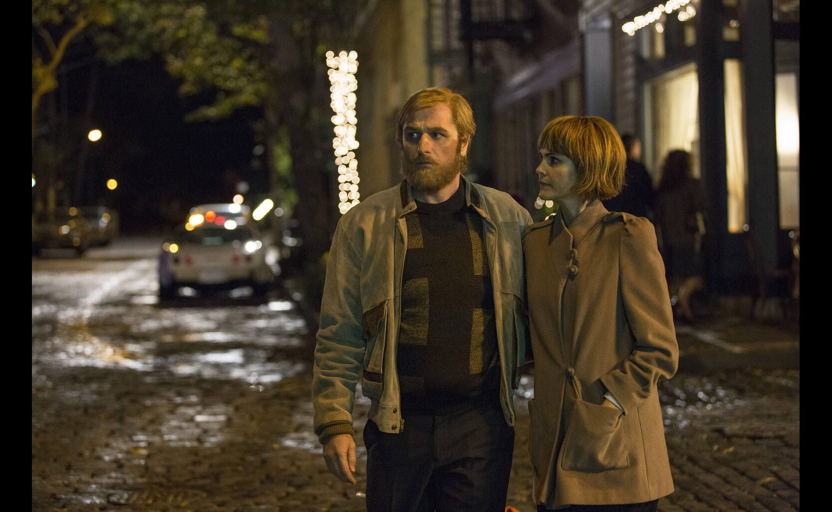 """Matthew Rhys and Keri Russell in """"The Americans"""""""