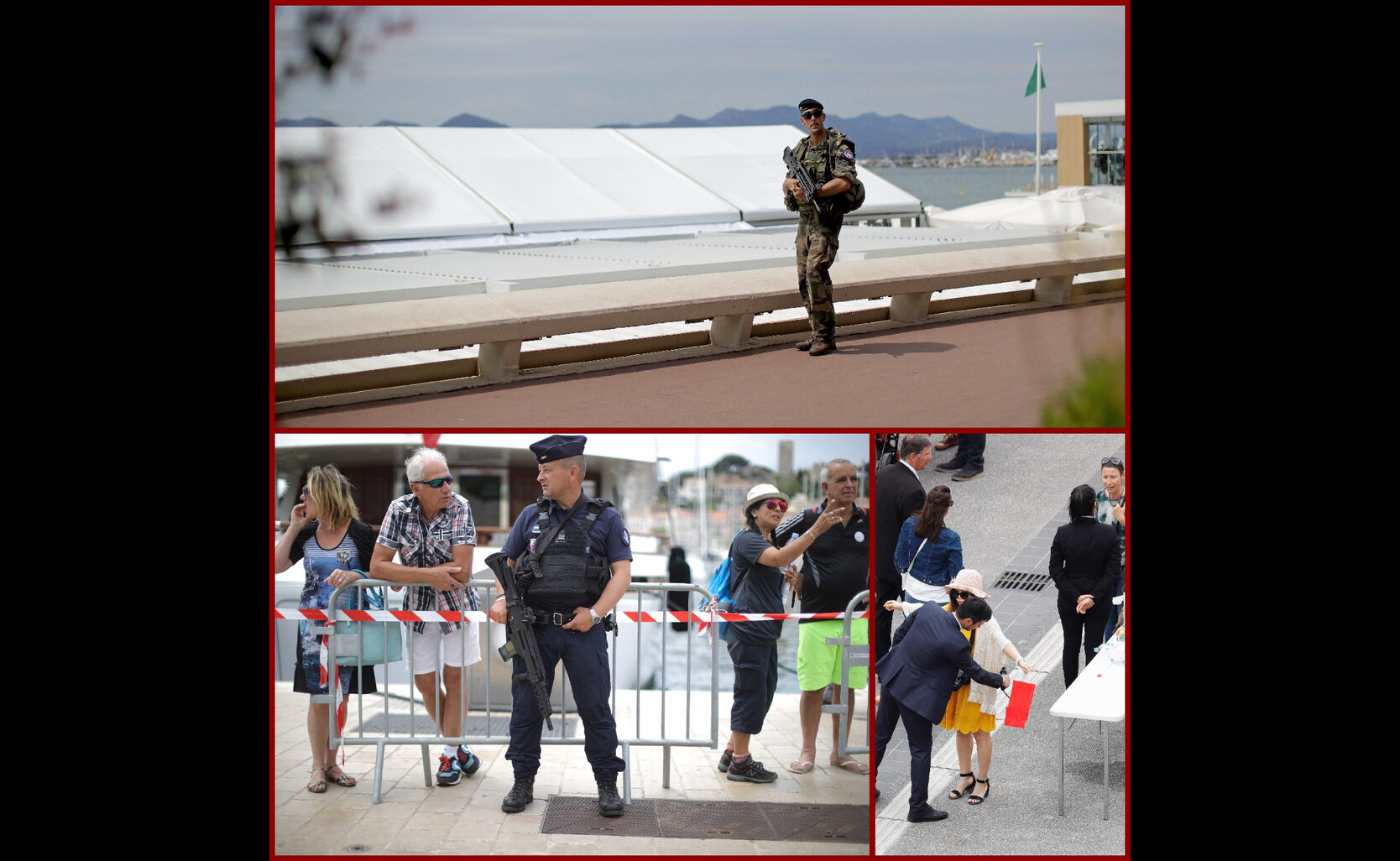 Cannes Security