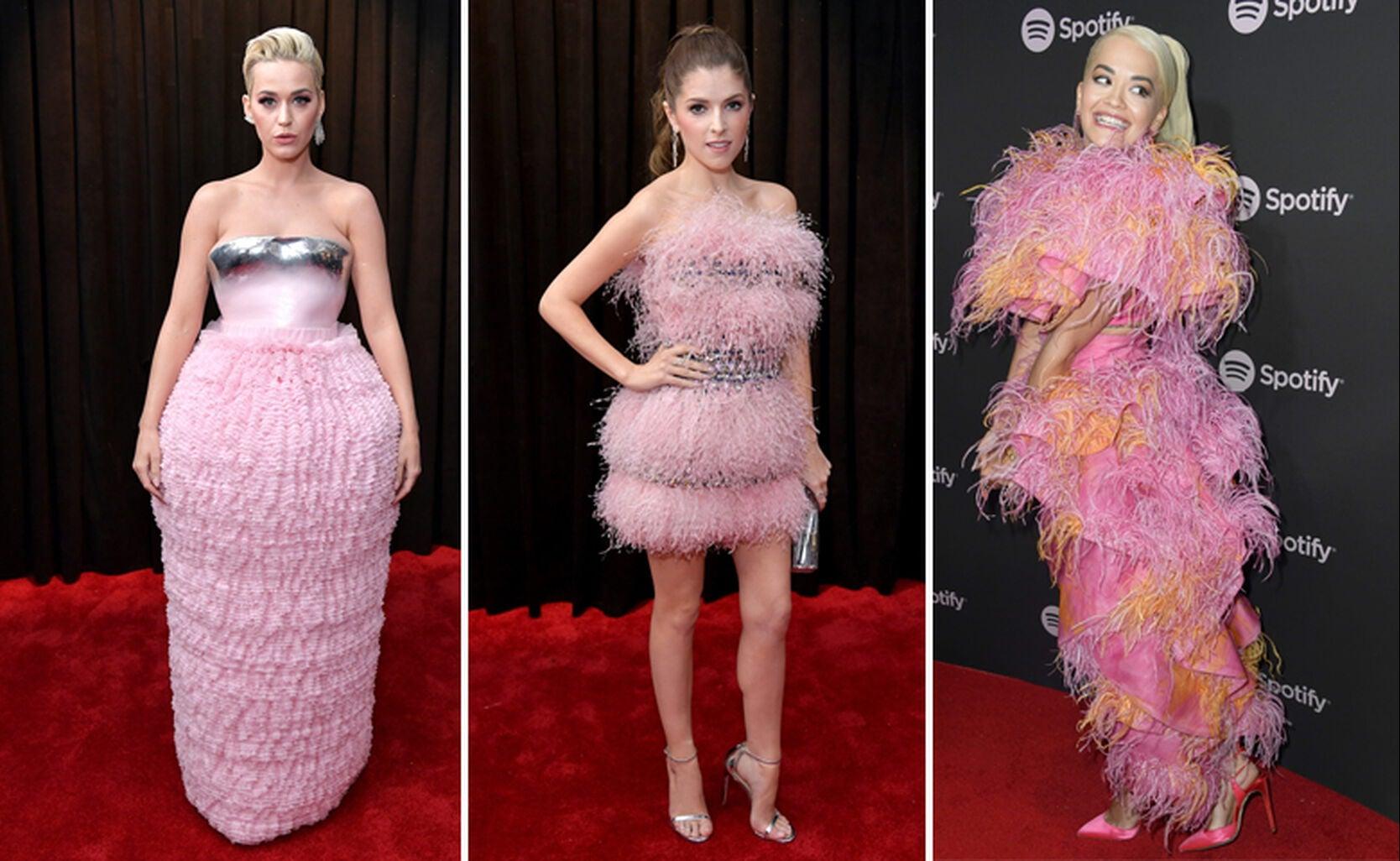 Katy Perry, Anna Kendrick, Rita Ora