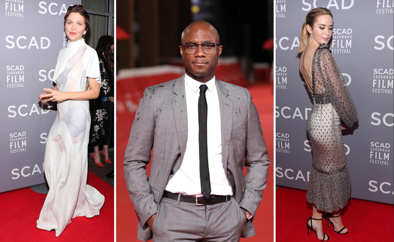 Maggie Gyllenhaal, Barry Jenkins, Emily Blunt