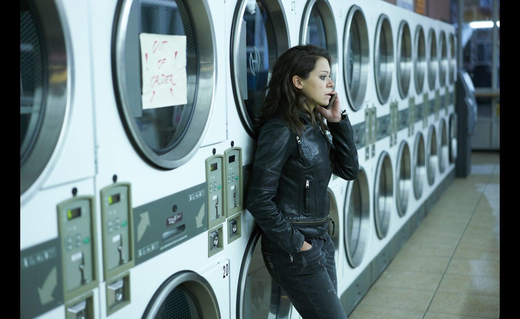 """Tatiana Maslany in """"Orphan Black"""""""