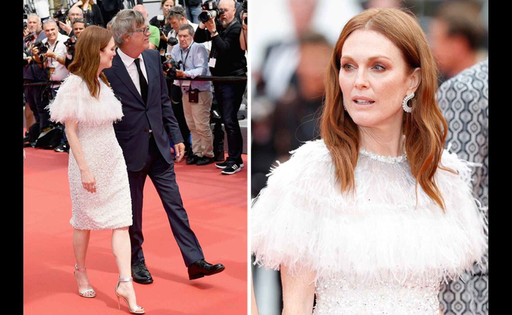 Julianne Moore and director Todd Haynes