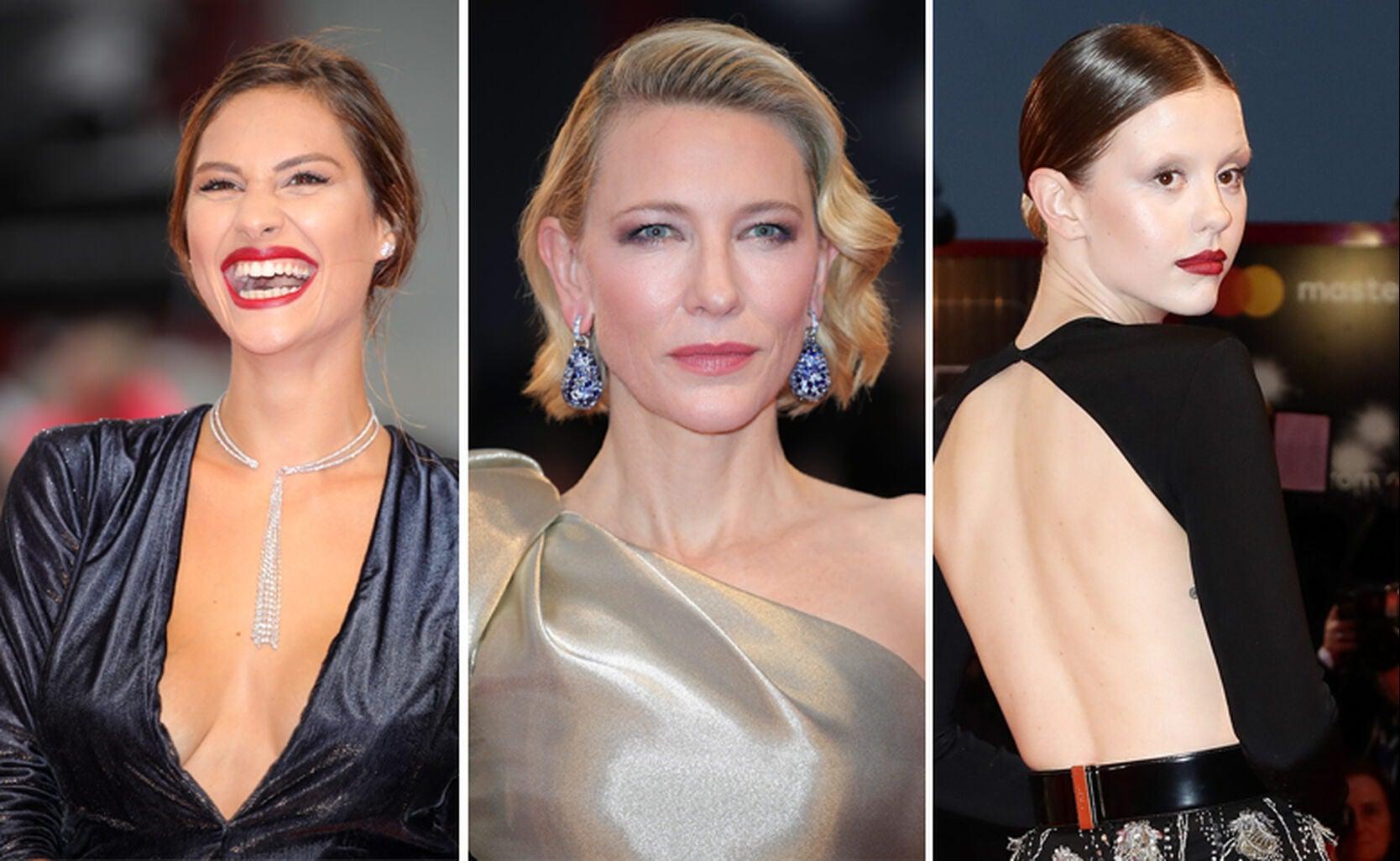 Beatrice Valli, Cate Blanchett, Mia Goth
