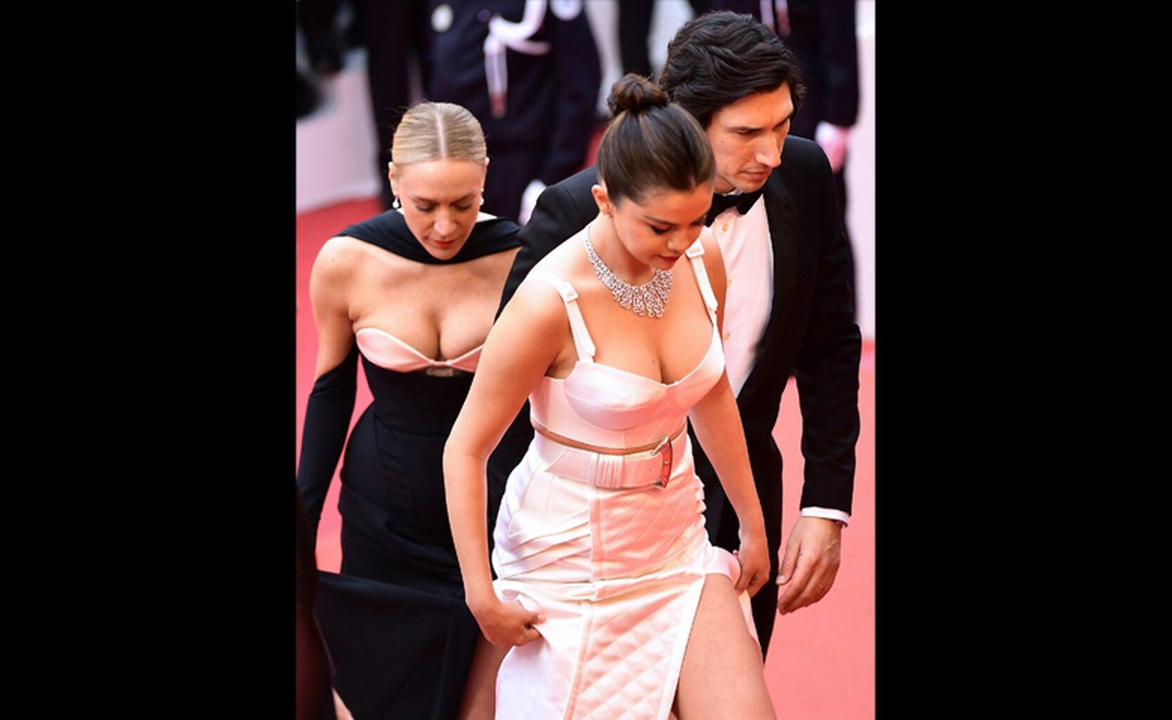 Chloë Sevigny, Selena Gomez, Adam Driver