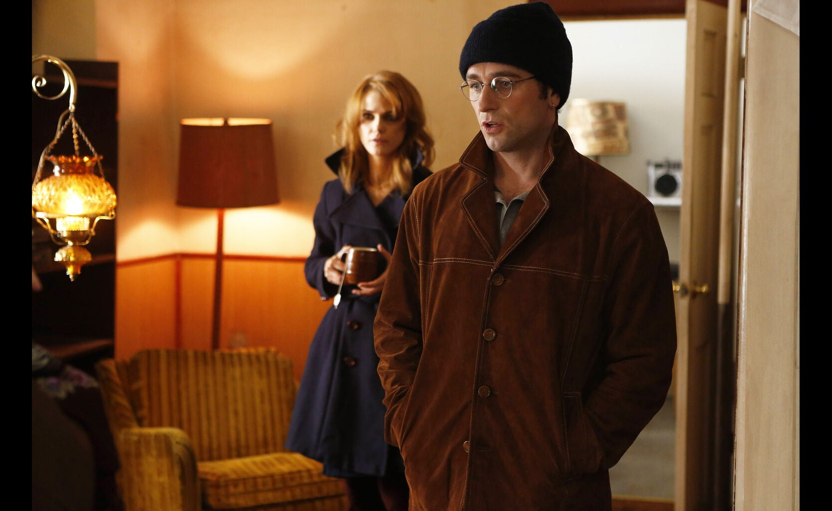 """Keri Russell and Matthew Rhys in """"The Americans"""""""