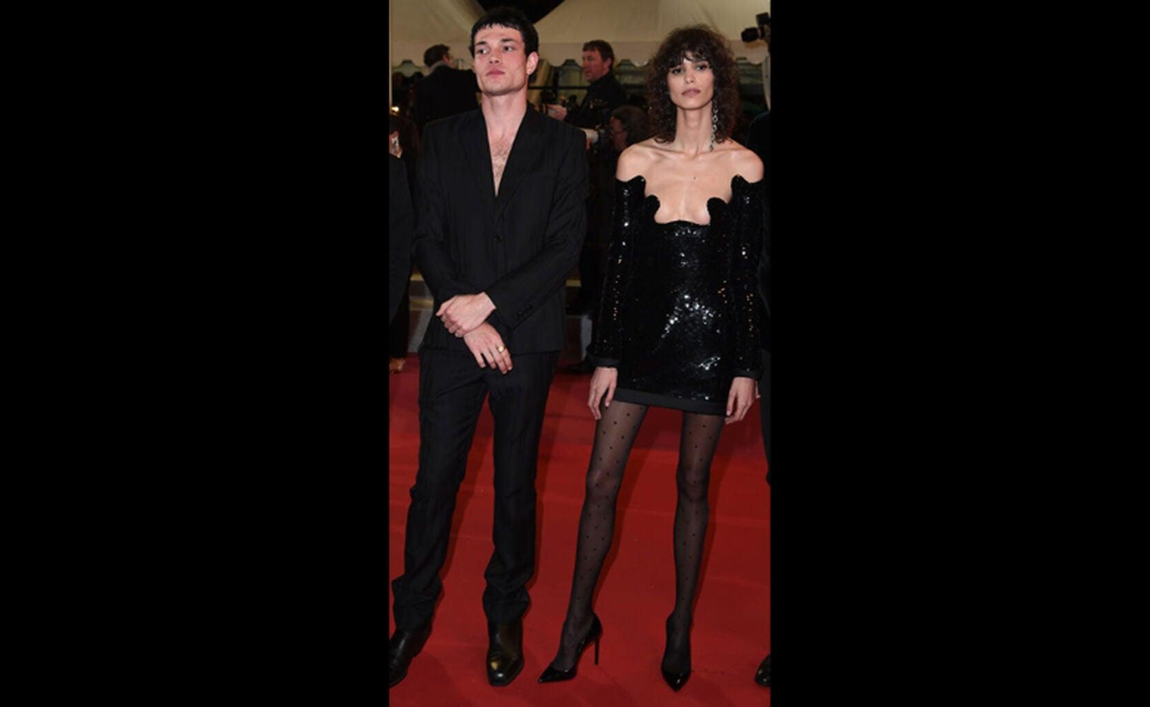 Luke Isaac and Stefania Cristian