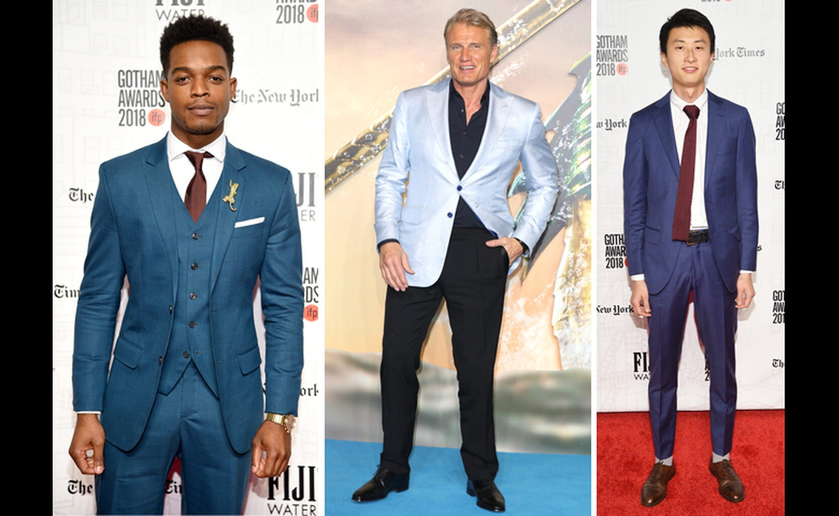 Stephan James, Dolph Lundgren, Bing Liu