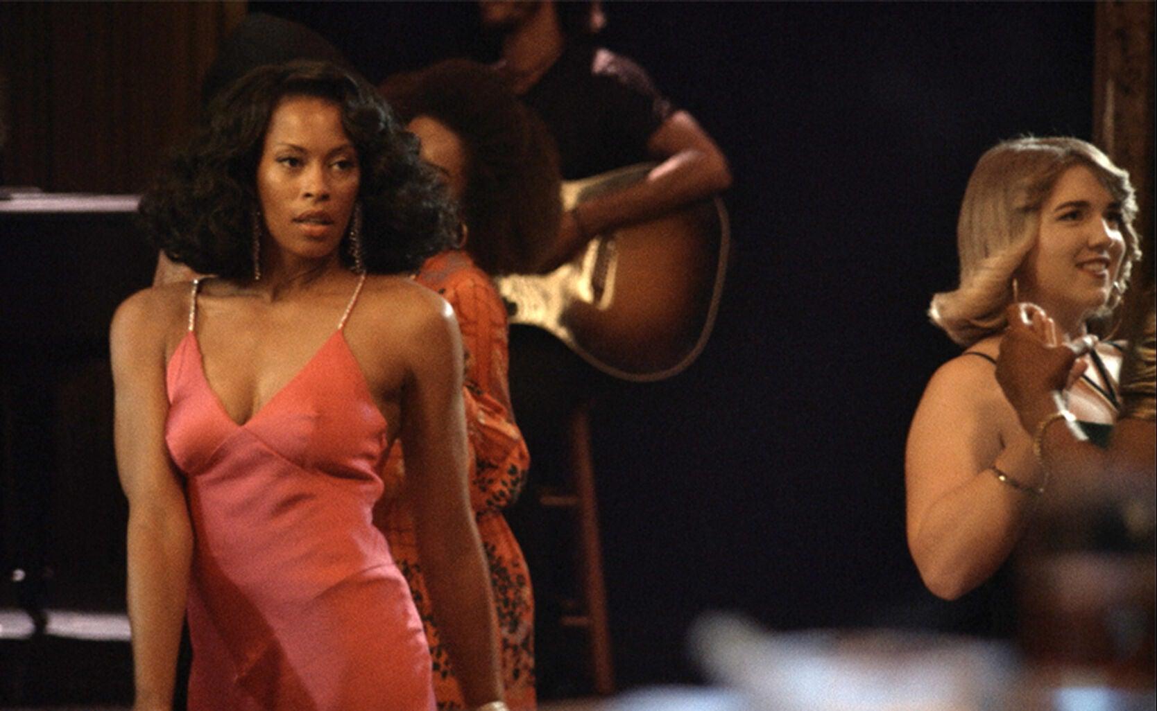 """Kearran Giovanni as Ruby Daniels in """"American Soul"""""""