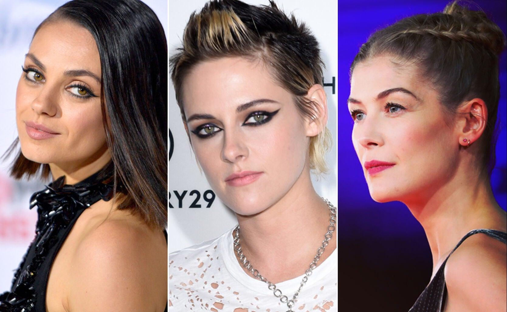 Mila Kunis, Kristen Stewart and Rosamund Pike