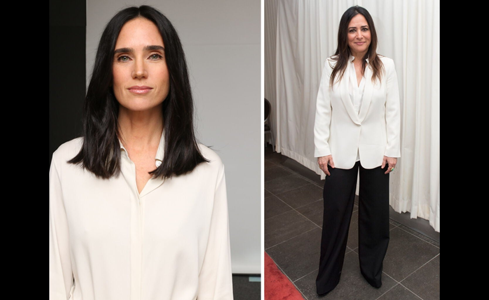 Jennifer Connelly and Pam Adlon