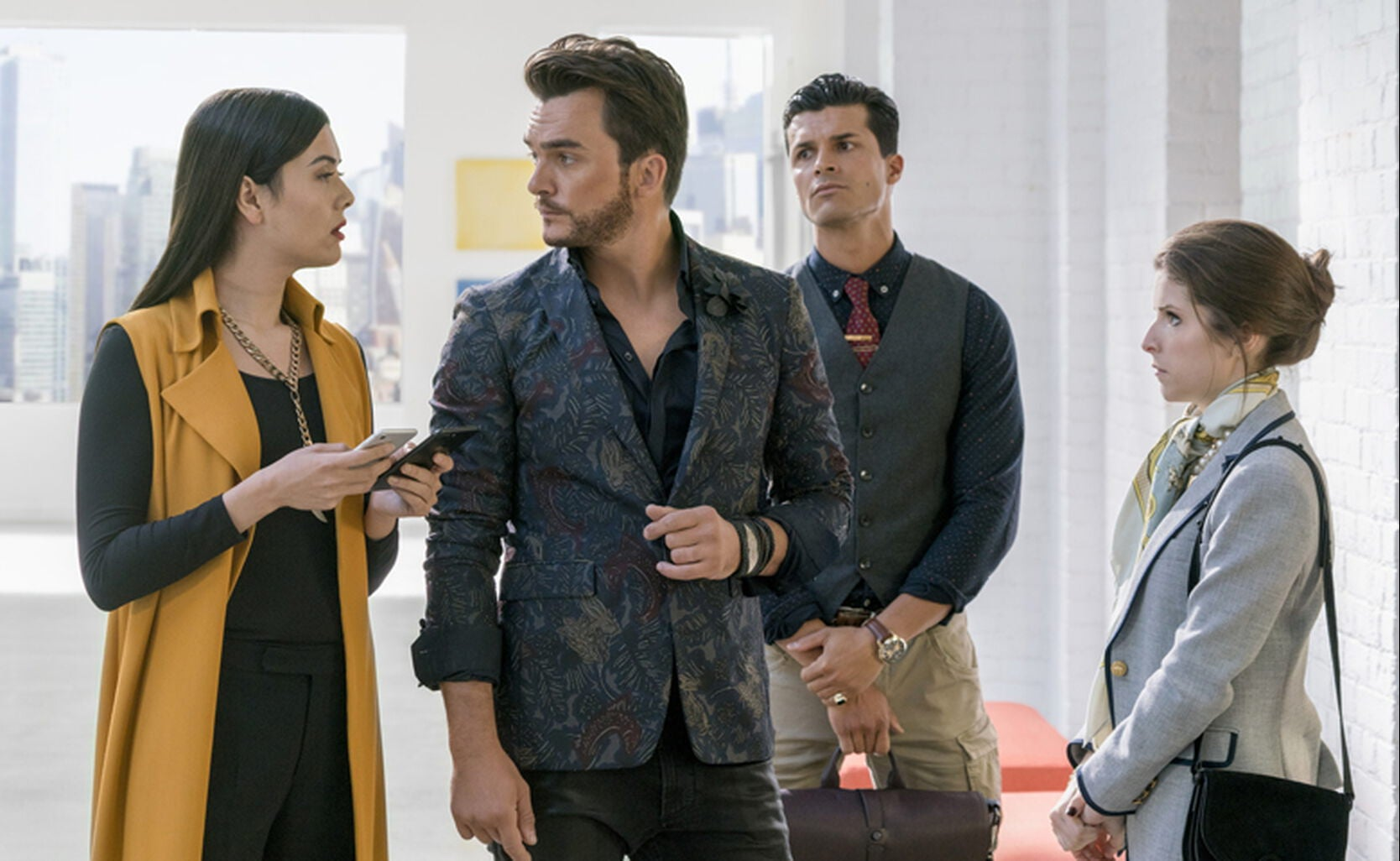 "Scene from ""A Simple Favor"""