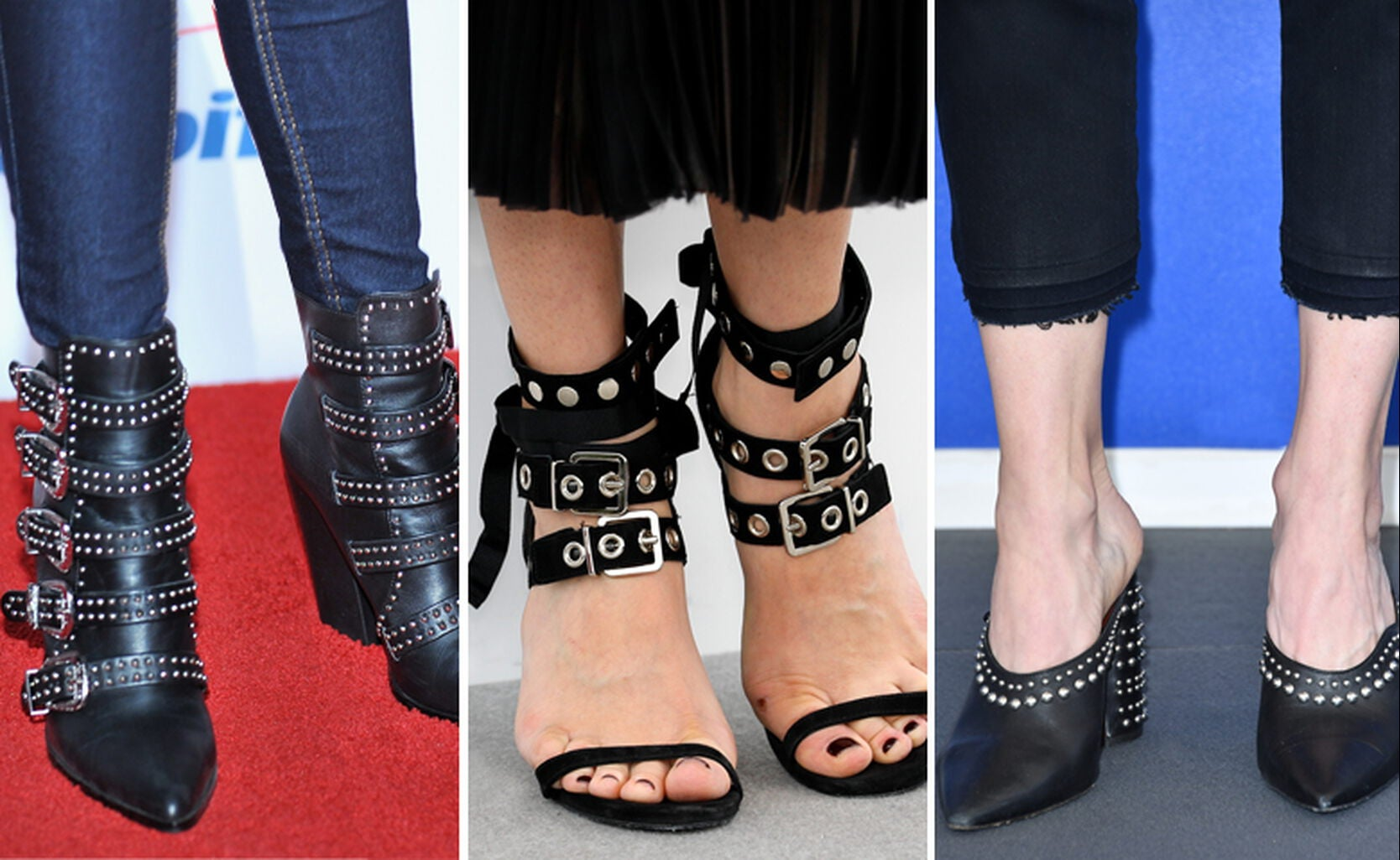 Ashleigh Murray, Diane Kruger and Jennifer Carpenter