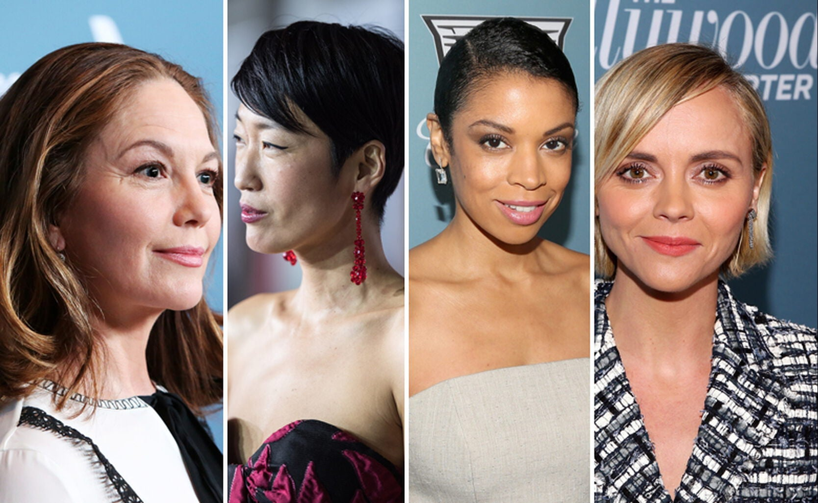 Diane Lane, Jihae, Susan Kelechi Watson, Christina Ricci