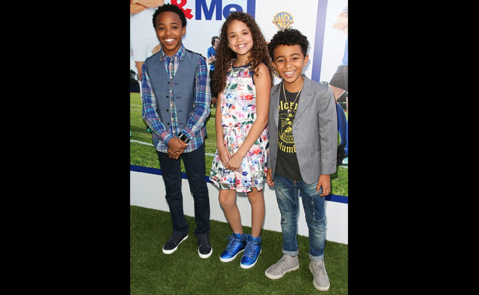 Dallas Young, Scarlet Spencer and Micah Abbey