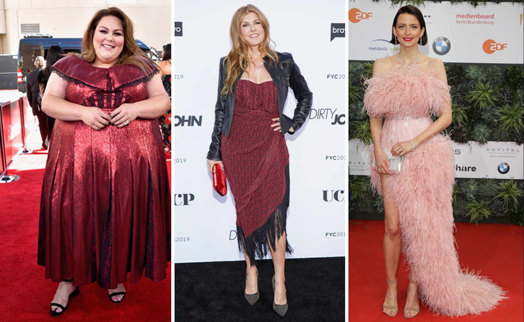 Chrissy Metz, Connie Britton, Eva Padberg