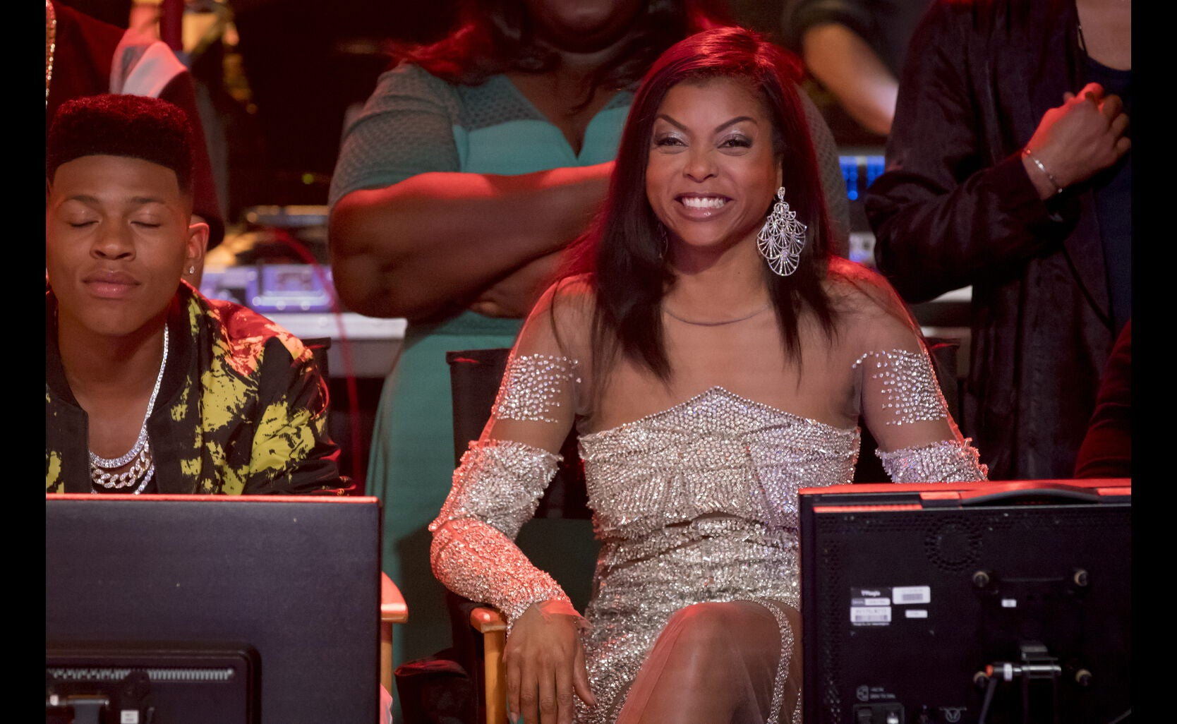 Cookie from Empire (Taraji Henson)