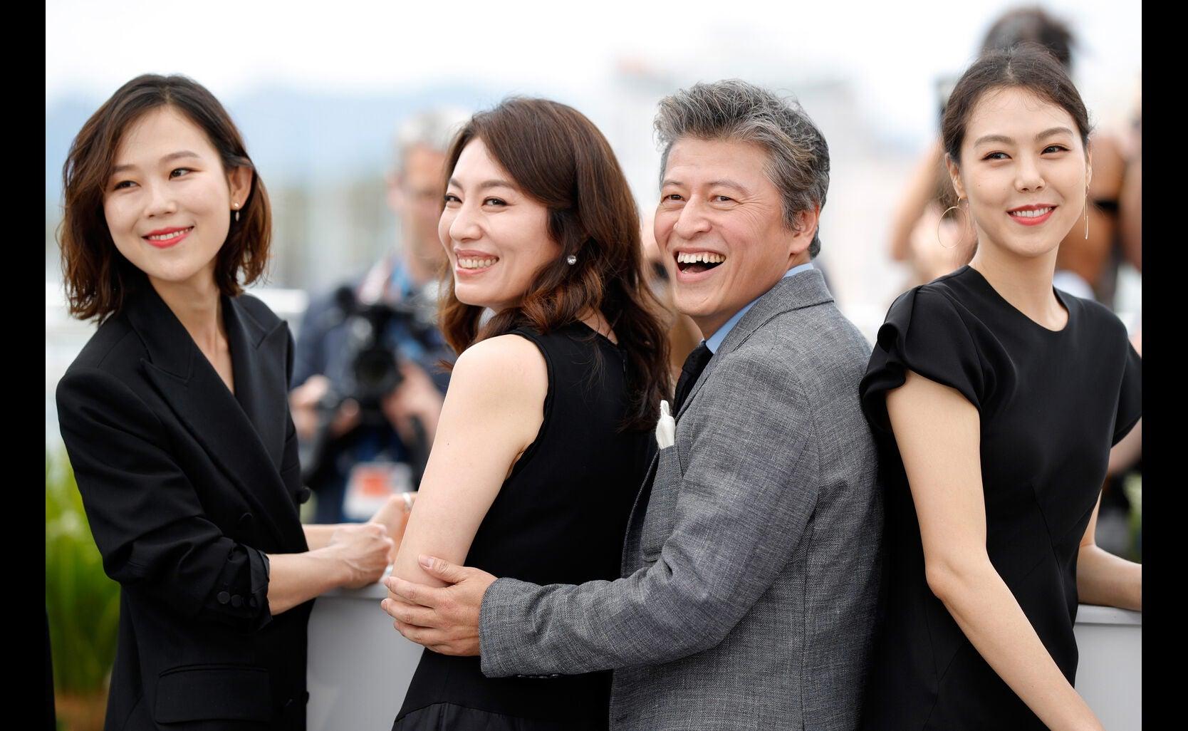 Kim Saebyuk, Cho Yunhee, Haehyo Kwon and Kim Min Hee