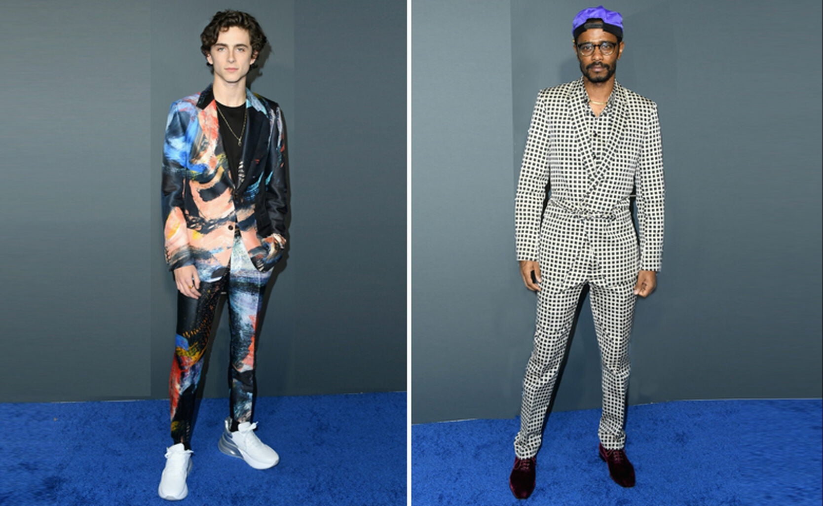 Timothée Chalamet, Lakeith Stanfield